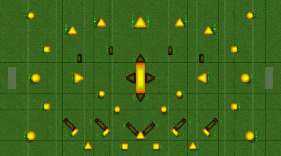 Fun 4x4 Paintball Field Image